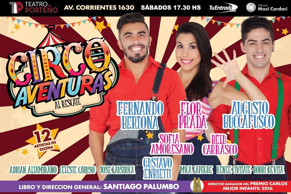 Circo Aventuras