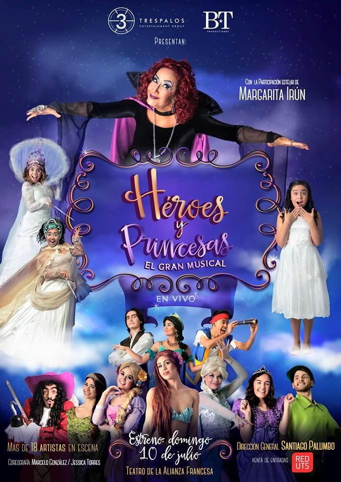 heroes y princesas AFICHE A3_2 (1)