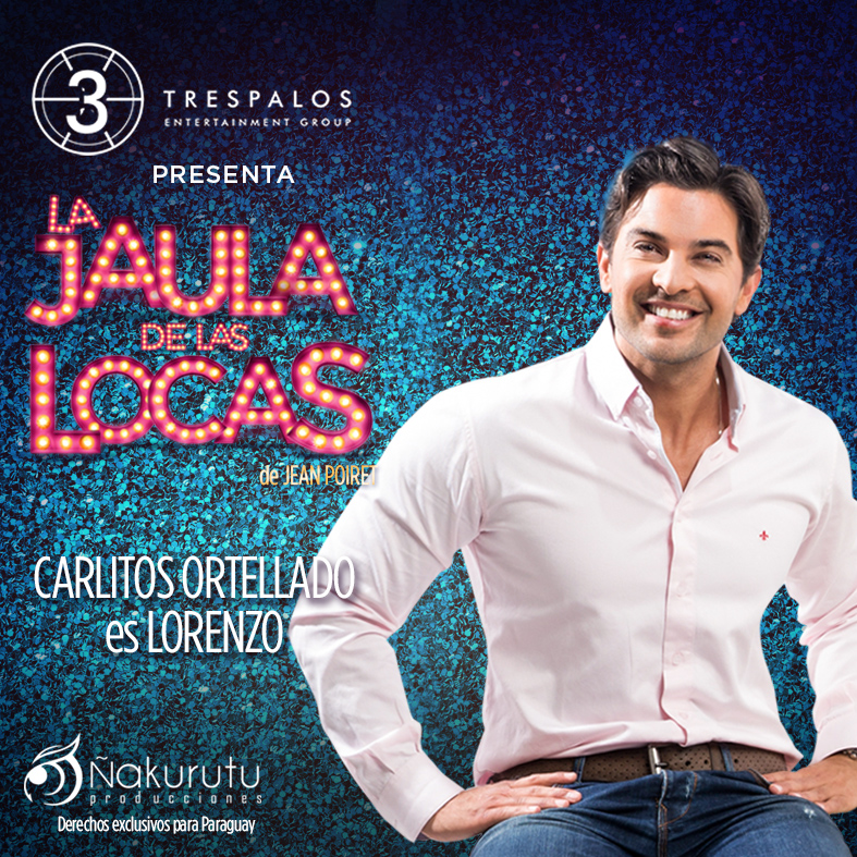 PERSONAJES LA JAULA CARLITOS 2