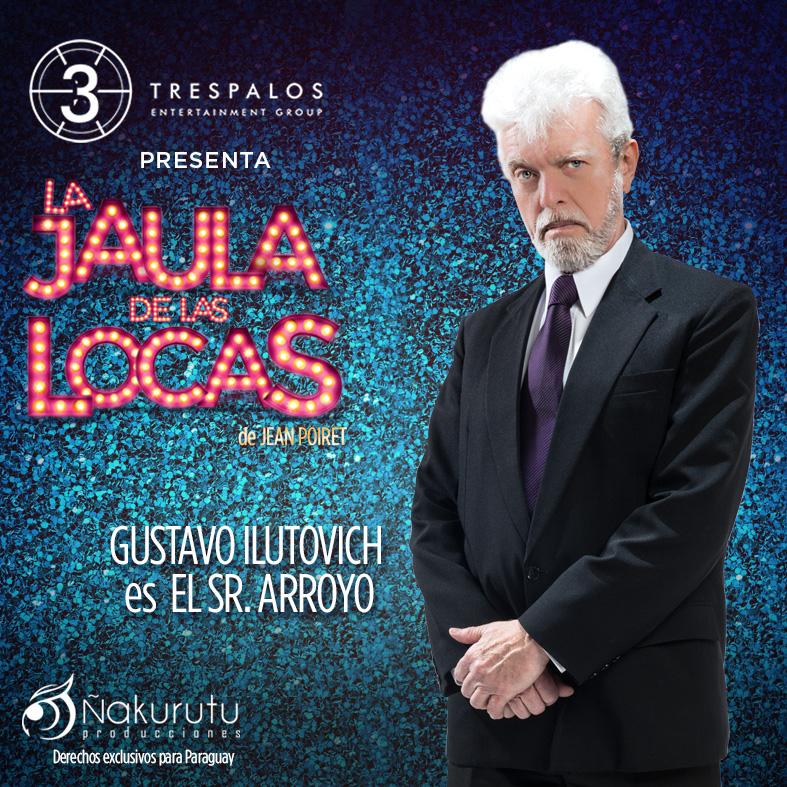 PERSONAJES LA JAULA_GUSTAVO