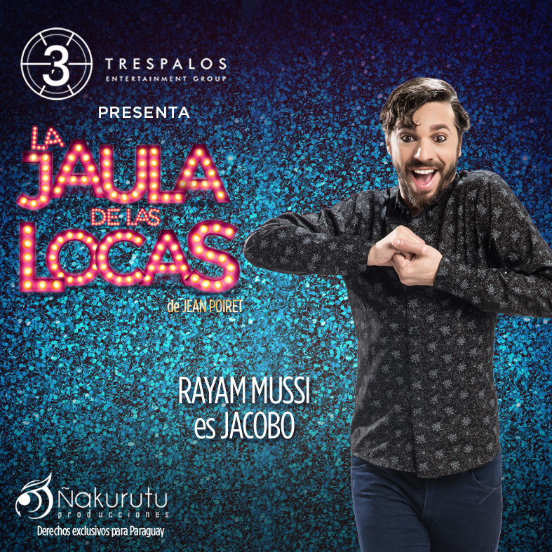 PERSONAJES LA JAULA_RAYAM