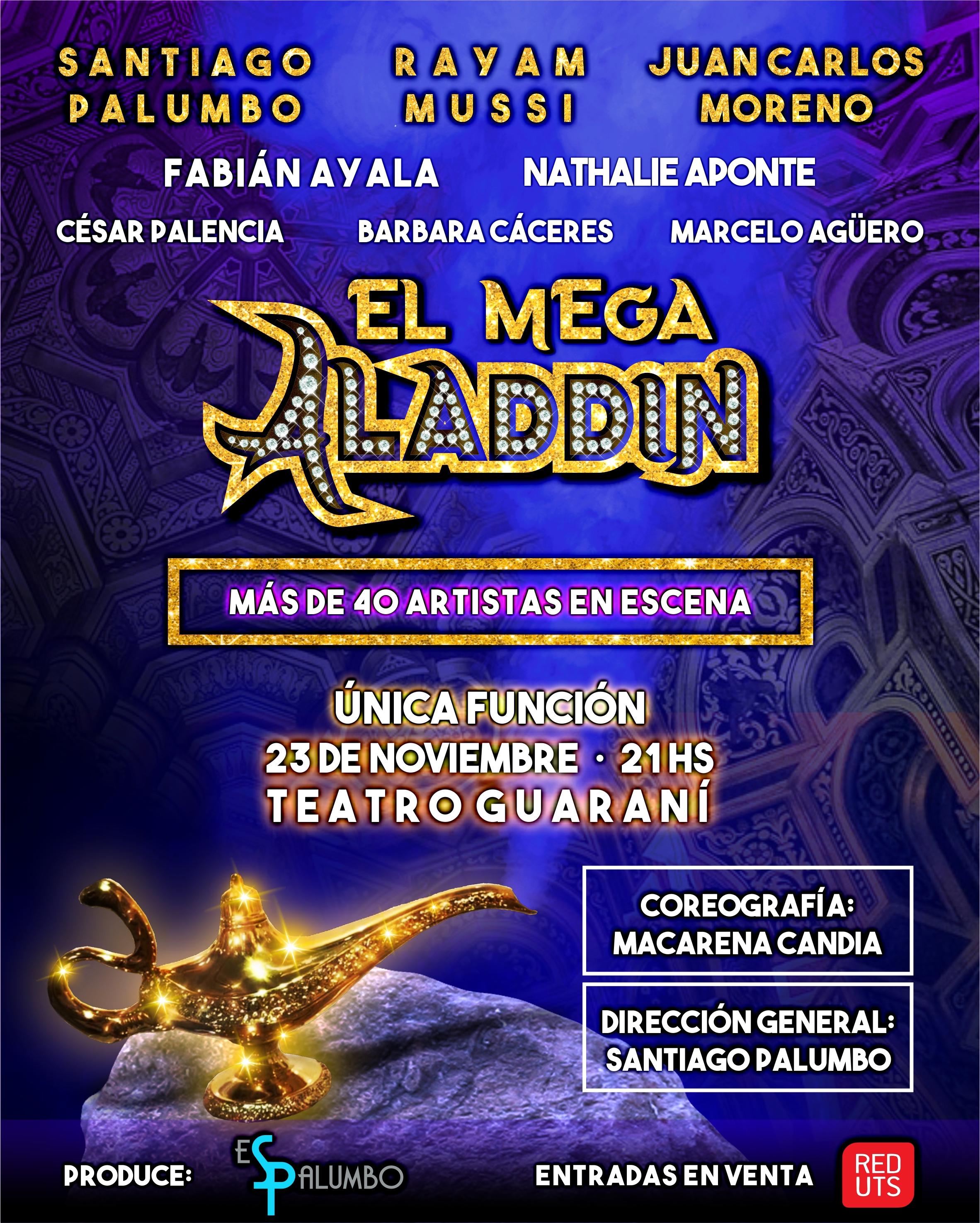 El Mega Aladdin
