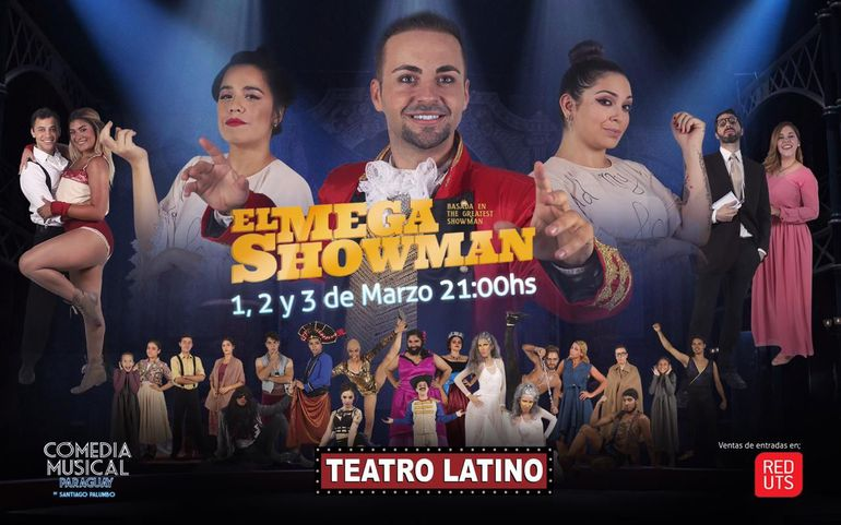 El Mega Showman 2019