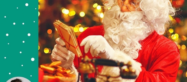Lo hizo de nuevo. Lo más visto de Ciudad Navidad.